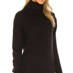 OW Intimates Anna Knit Sweater in Black Caviar from Revolve.com   Revolve Clothing (Global)