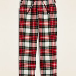 Plaid Flannel Pajama Pants for Men | Old Navy (US)
