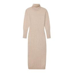 Cashmere Turtleneck Dress with Slits                 $250 | Naadam