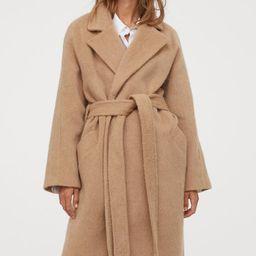 Wool-blend Coat | H&M (US)