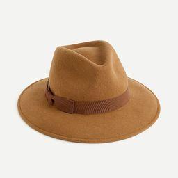 Western hat with grosgrain trim | J.Crew US