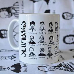 Scumbags & Baddies  Serial Killer Mug   Etsy   Etsy (US)
