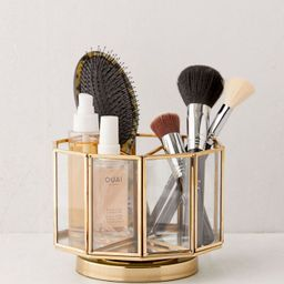Colette Lazy Susan Makeup Holder | Urban Outfitters (US and RoW)