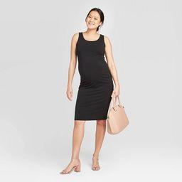 Sleeveless T-Shirt Maternity Dress - Isabel by Ingrid & Isabel™ | Target