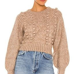 ASTR the Label Tina Sweater in Taupe from Revolve.com   Revolve Clothing (Global)