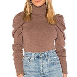 Tularosa Raelynn Sweater in Kangaroo from Revolve.com | Revolve Clothing (Global)