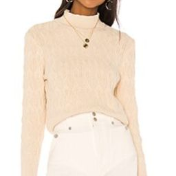 Tularosa Arden Sweater in Neutral from Revolve.com | Revolve Clothing (Global)