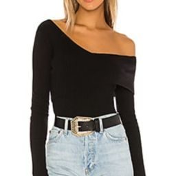 Lovers + Friends Booker Sweater in Black from Revolve.com | Revolve Clothing (Global)