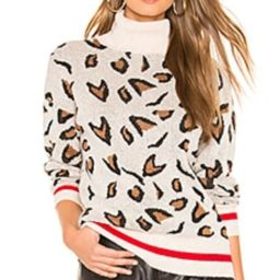 Tularosa Jungle Sweater in Leopard from Revolve.com | Revolve Clothing (Global)