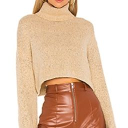 Lovers + Friends Janice Sweater in Milk from Revolve.com | Revolve Clothing (Global)