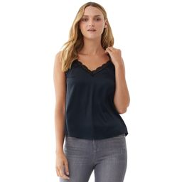 Scoop Women's Cami Top with Lace | Walmart (US)
