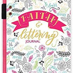 Faith & Lettering Journal (Deluxe Signature Journals) | Amazon (US)
