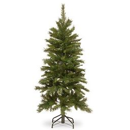 4.5ft. Unlit Tiffany Fir Artificial Christmas Tree | Michaels Stores
