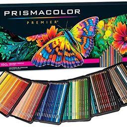 Prismacolor Premier Colored Pencils, Soft Core, 150 Pack | Amazon (US)