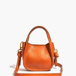 The Micro Sydney Crossbody Bag in Leather   Madewell