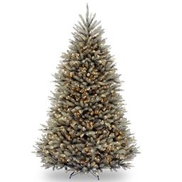 Dunhill Fir 7.6' Green Artificial Christmas Tree with 750 Clear/White Lights   Wayfair North America