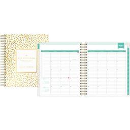 Blue Sky Gold Spot Day Designer Planner   Walmart (US)