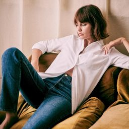 Tomboy Shirt | Sezane Paris