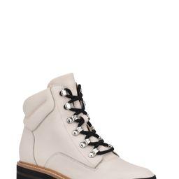 Women's Marc Fisher Ltd Idaran Hiking Boot, Size 7.5 M - White | Nordstrom