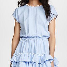Nissi Pom Pom Dress | Shopbop