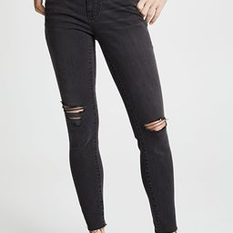High Rise Skinny Jeans | Shopbop