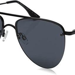 Le Specs Women's The Prince Mirrored Sunglasses   Amazon (US)