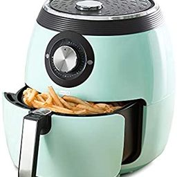 Dash DFAF455GBAQ01 Deluxe Electric Air Fryer + Oven Cooker with Temperature Control, Non-stick Fr...   Amazon (US)