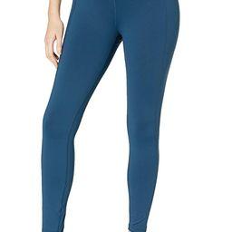 "Amazon Brand - Core 10 Women's High Waist Workout Legging with Pockets - 26"" Inseam   Amazon (US)"