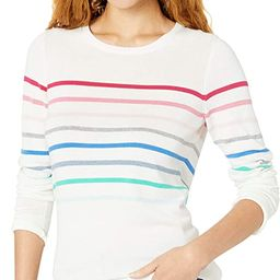Amazon Essentials Women's Classic Fit Lightweight Long-Sleeve Crewneck Sweater   Amazon (US)