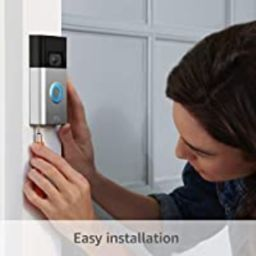 All-new Ring Video Doorbell – 1080p HD video, improved motion detection, easy installation – ...   Amazon (US)