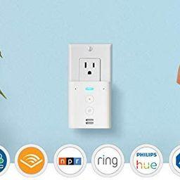 Echo Flex - Plug-in mini smart speaker with Alexa   Amazon (US)
