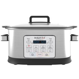 Instant Pot Gem 6 Qt 8-in-1 Programmable Multicooker with Advanced Microprocessor Technology | Walmart (US)