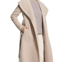 Theory Shawl Collar Wool & Cashmere Coat Women - Bloomingdale's | Bloomingdale's (US)