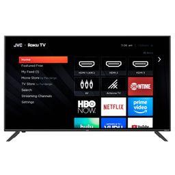 "JVC 55"" Class 4K UHD 2160p HDR Roku Smart LED TV LT-55MAW595   Walmart (US)"