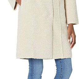 Velvet by Graham & Spencer Women's Meryl Faux Sherpa Coat | Amazon (US)