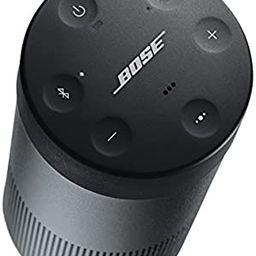 The Bose SoundLink Revolve, the Portable Bluetooth Speaker with 360 Wireless Surround Sound, Trip... | Amazon (US)