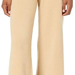 The Drop Women's Bernadette Pull-on Loose-fit Cropped Sweater Pant | Amazon (US)