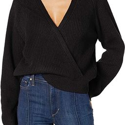ASTR the label Women's Serena Solid Pullover Soft Sweater | Amazon (US)