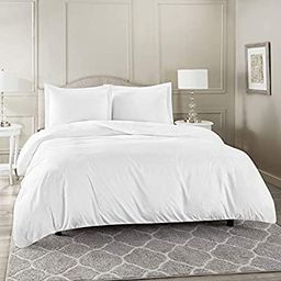 Nestl Bedding Duvet Cover 3 Piece Set – Ultra Soft Double Brushed Microfiber Hotel Collection ... | Amazon (US)