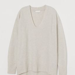 Knitted jumper   H&M (UK, IE, MY, IN, SG, PH, TW, HK, KR)