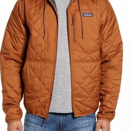 Weather Resistant Thermogreen Insulated Recycled Ripstop Hooded Jacket   Nordstrom