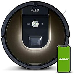 iRobot Roomba 981 Robot Vacuum-Wi-Fi Connected Mapping, Works with Alexa, Ideal for Pet Hair, Car...   Amazon (US)