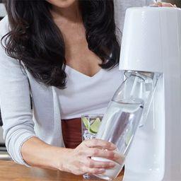 SodaStream Jet Sparkling Water Maker, Bundle, Black   Amazon (US)