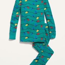 Printed Pajama Set for Toddler & Baby | Old Navy (US)