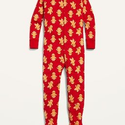 Holiday Pajama One-Piece for Toddler & Baby | Old Navy (US)