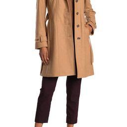Missy Belted Wool Blend Trench Coat | Nordstrom Rack