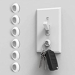 Eutuxia Magnetic Key Holder for Wall - Get Your Car & Home Keys Easier and Faster. Heavy Duty Mag...   Amazon (US)