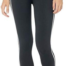 adidas Women's Believe This 2.0 Aeroready 3-Stripes 7/8 Workout Training Yoga Pants Leggings | Amazon (US)
