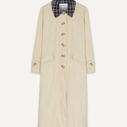 x ALEXACHUNG Glenda Casual Trench Coat | Liberty London (UK & US)
