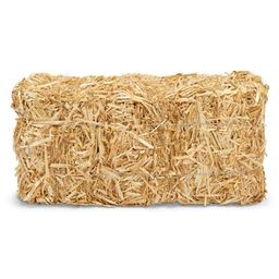 """13"""" Decorative Straw Bale by Ashland® 